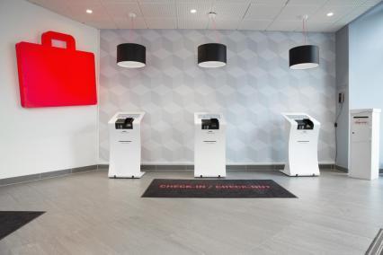 Citybox Oslo - onbemande check-in