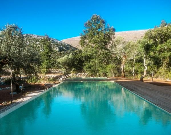 Cooking & Nature - zwembad