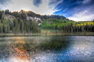 Silver Lake Utah, Landscape