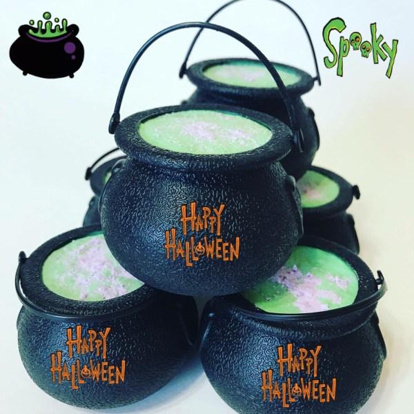 Bubbling Cauldron group