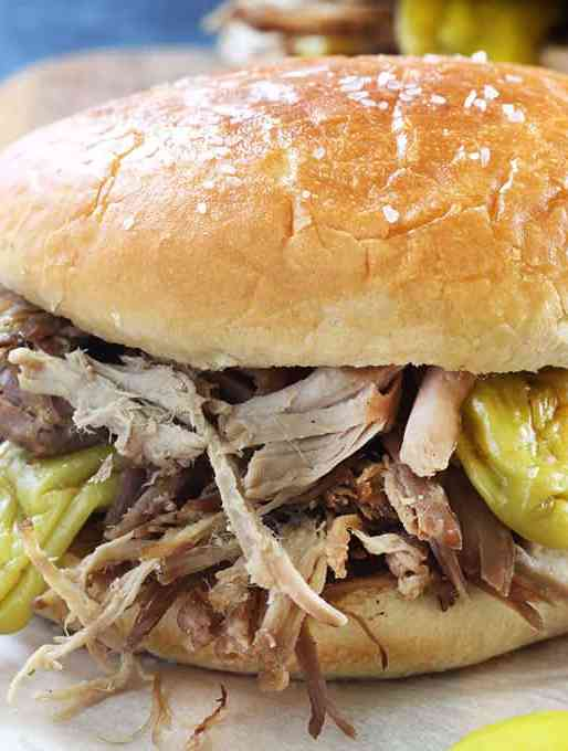 Mississippi Pulled Pork Recipe