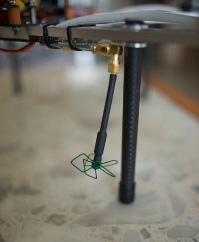 Airblade Antenna QAV500