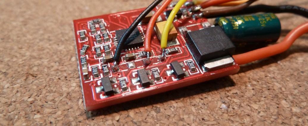 EMax 12A ESC flash BLHeli wiring
