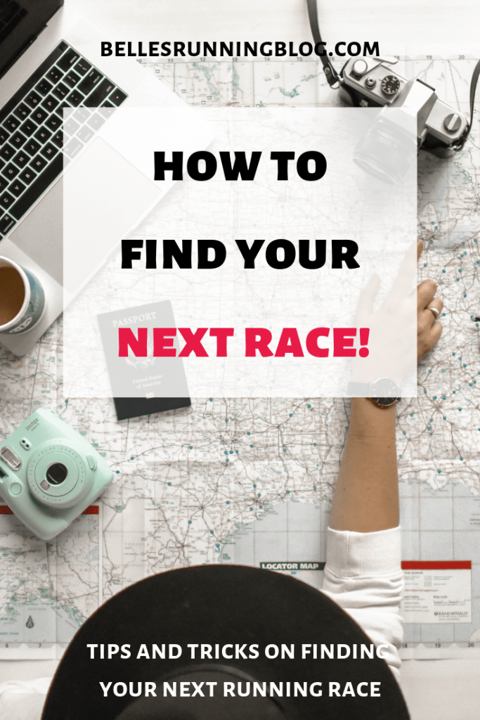 how to find running races near you | tips for finding your next race