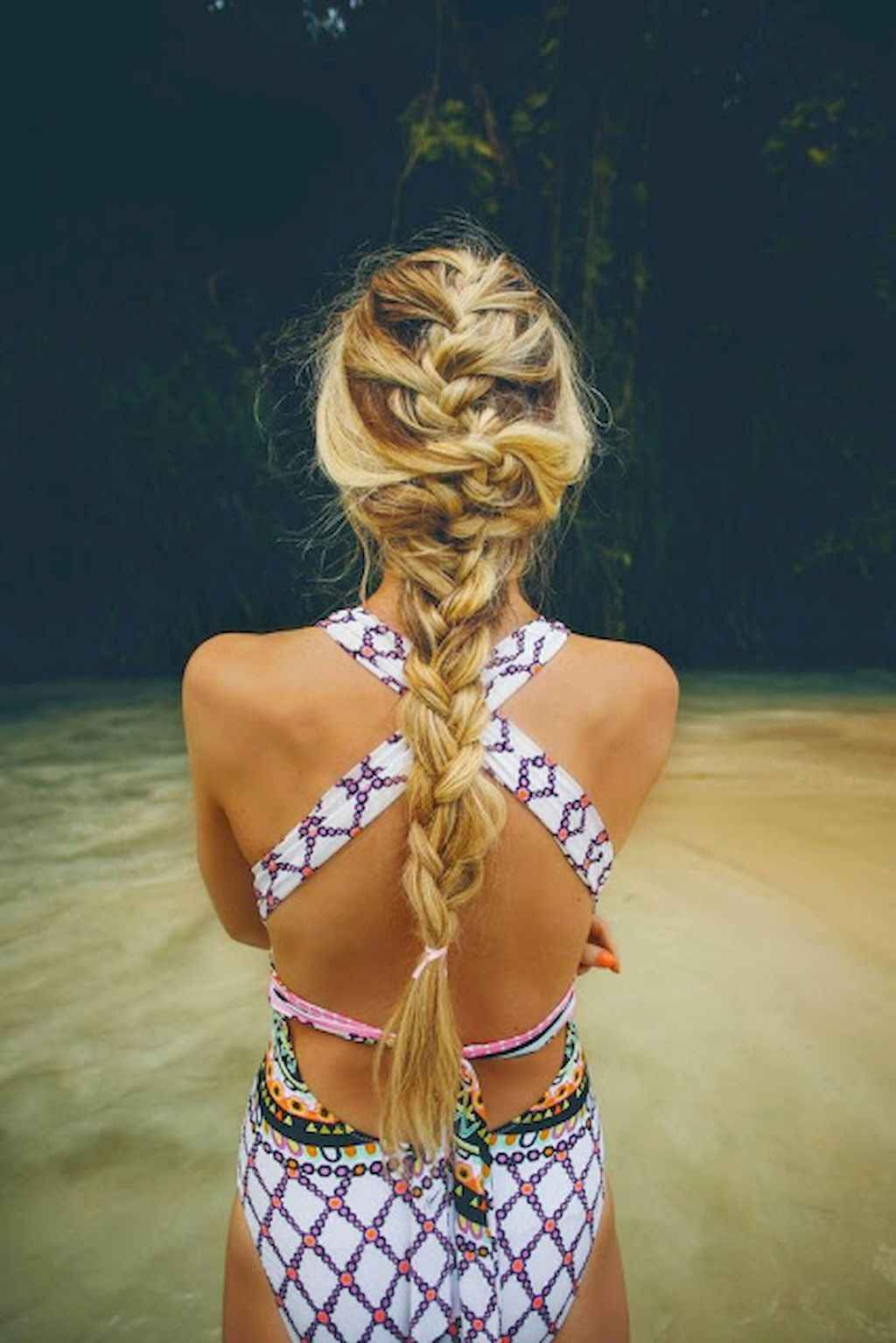 01 Easy Summer Hairstyle To Do Yourself