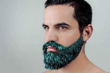 01 Most Elaborate Flower Beard Ideas