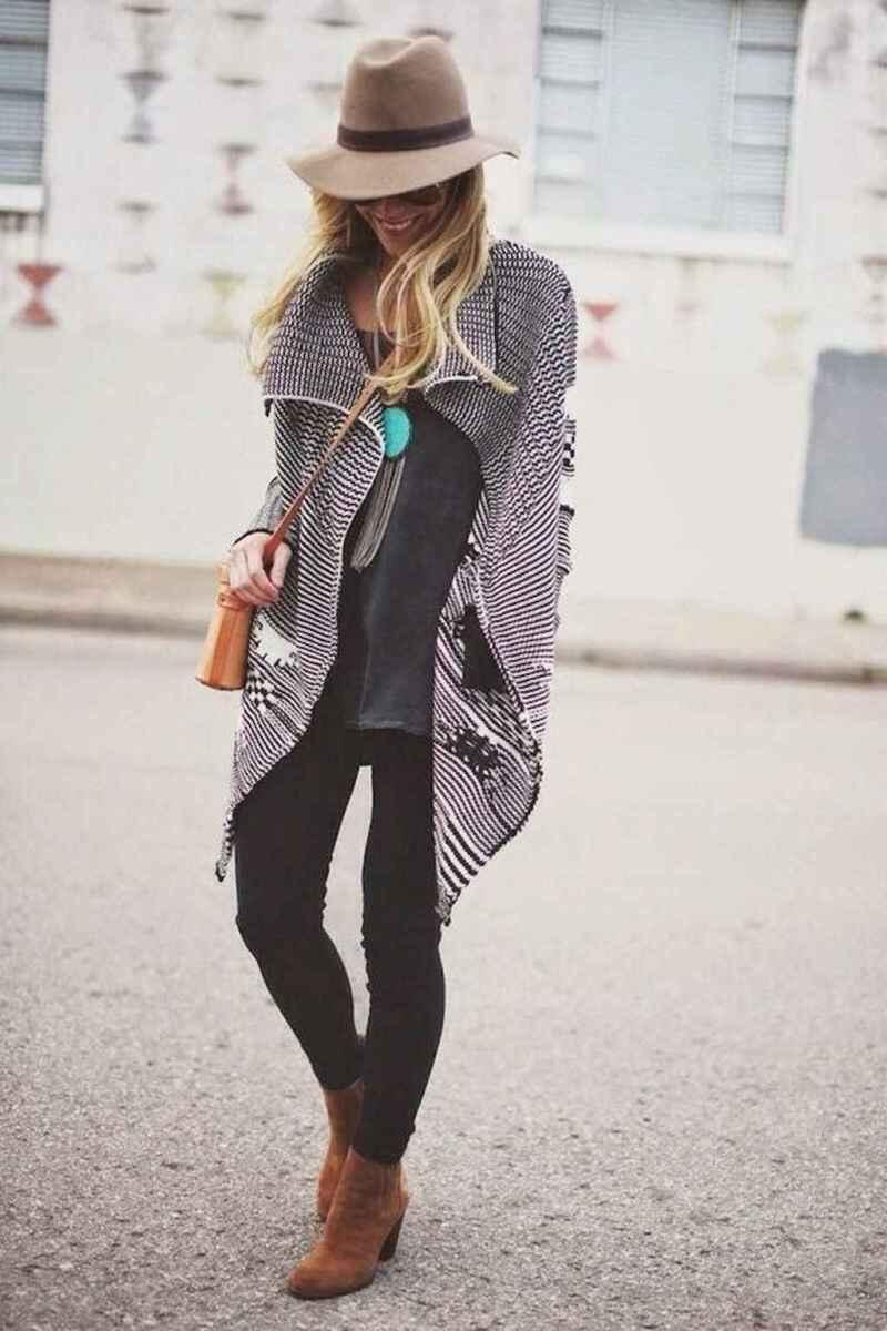 03 Sweet Kimono Chic Outfit Ideas