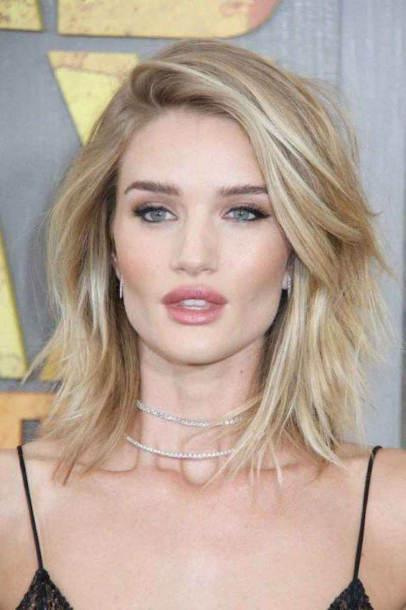 09 Stylish Lob Hairstyle For Fall and Winter