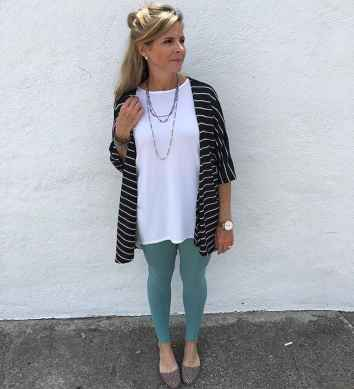12 Tunic and Leggings to Look Cool