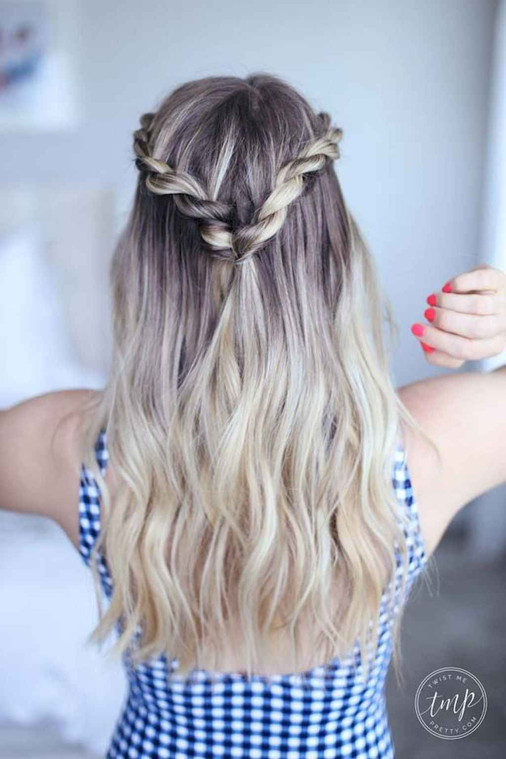 16 Easy Summer Hairstyle To Do Yourself