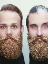 18 Most Elaborate Flower Beard Ideas