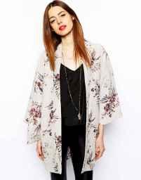 18 Sweet Kimono Chic Outfit Ideas