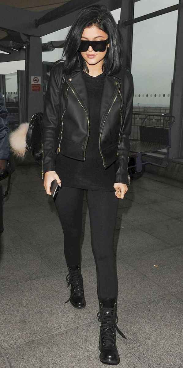 19 Chic All Black Outfit
