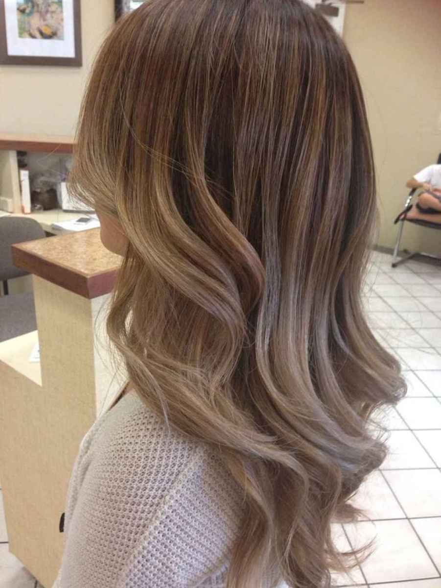 19 Cute Ideas To Spice Up Light Brown Hair