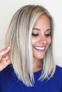 20 Stylish Lob Hairstyle For Fall and Winter