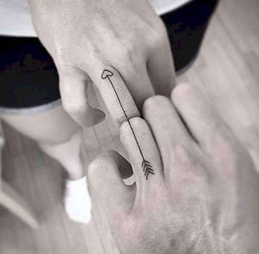21 Creative Couple Tattoos That Celebrate Love's Eternal Bond