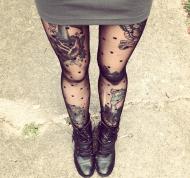 21 Most Popular Leg Tattoos Ideas for Women