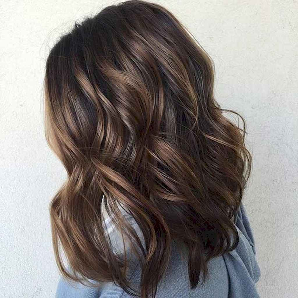 21 Stylish Lob Hairstyle For Fall and Winter