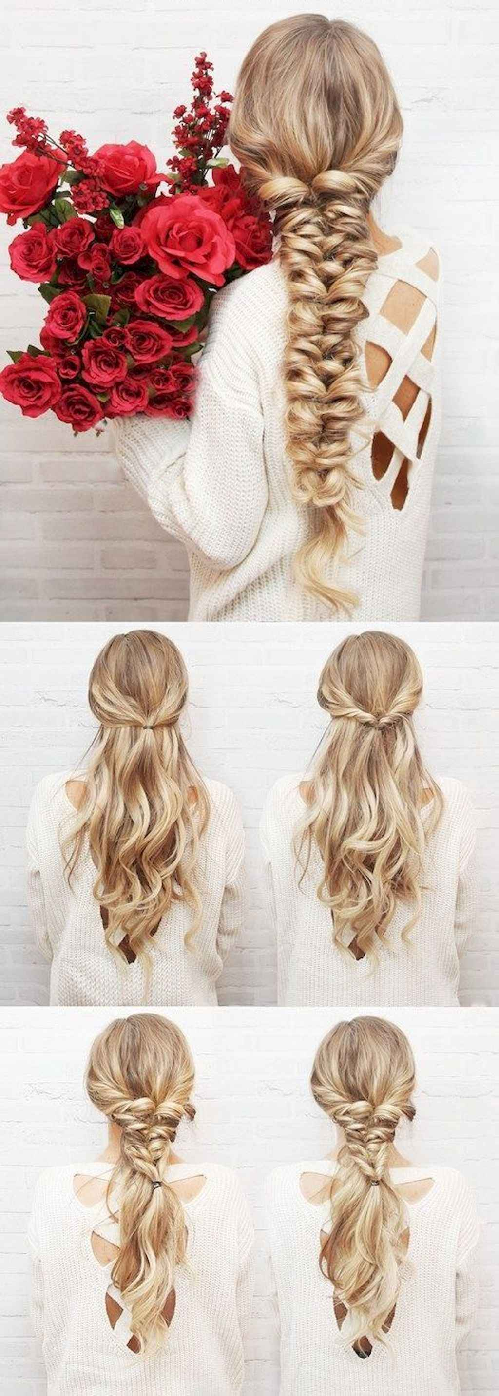 24 Easy Summer Hairstyle To Do Yourself