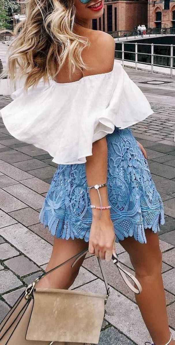 24 Trendy Summer Outfit Ideas and Looks to Copy Now