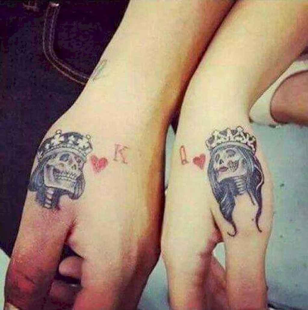26 Creative Couple Tattoos That Celebrate Love's Eternal Bond