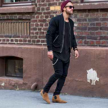 26 Men Outfit Ideas With Bomber Jacket