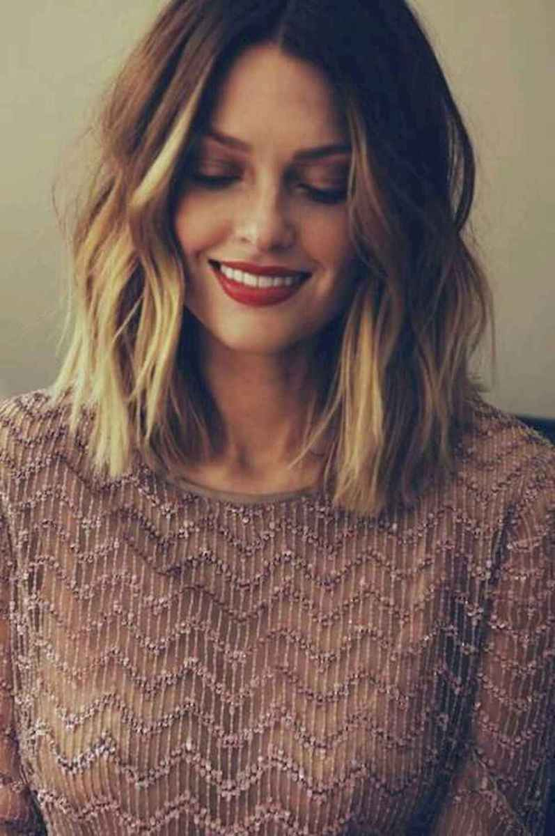 26 Stylish Lob Hairstyle For Fall and Winter
