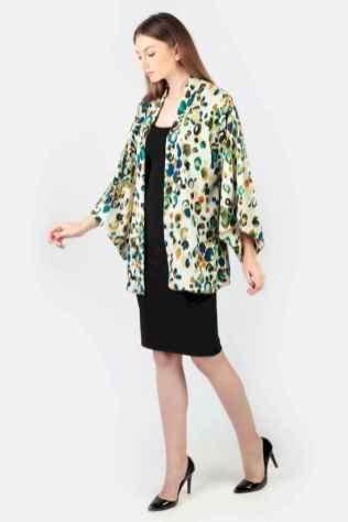26 Sweet Kimono Chic Outfit Ideas