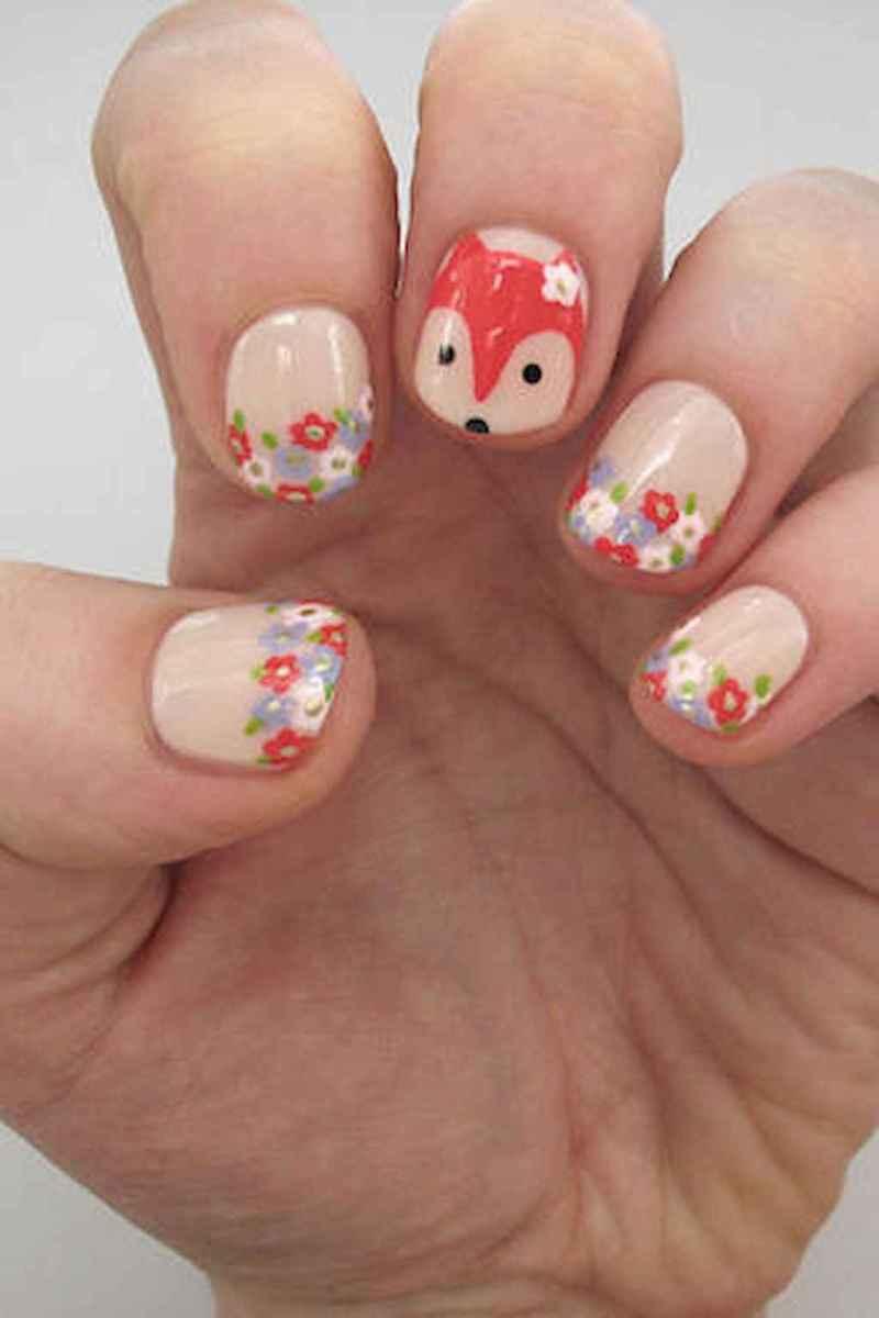 29 Easy Winter Nail Art Ideas