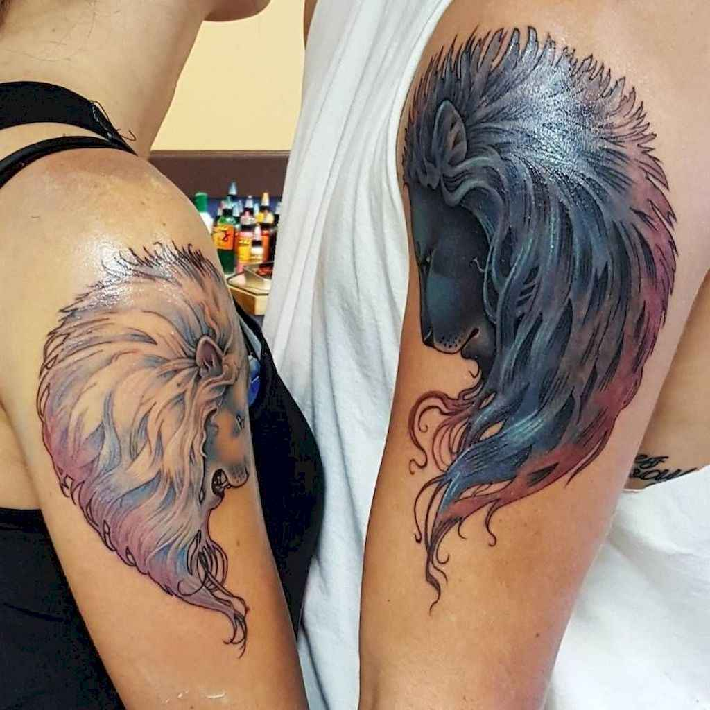 30 Creative Couple Tattoos That Celebrate Love's Eternal Bond