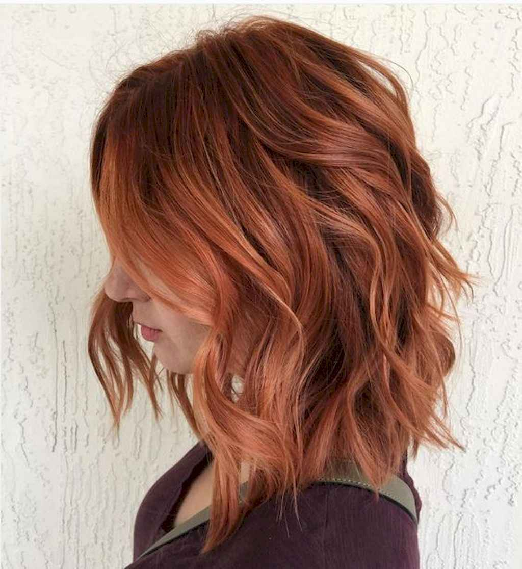 31 Stylish Lob Hairstyle For Fall and Winter