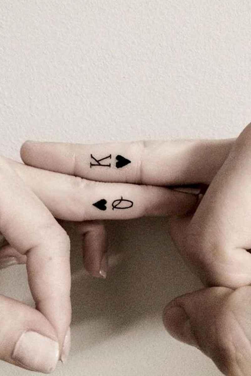 32 Creative Couple Tattoos That Celebrate Love's Eternal Bond