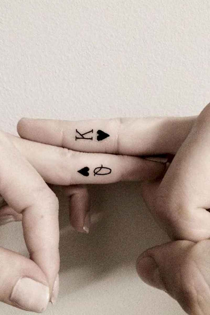 32 Creative Couple Tattoos That Celebrate Love's Eternal Bond