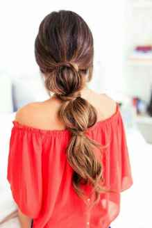 32 Easy Summer Hairstyle To Do Yourself