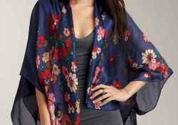 32 Sweet Kimono Chic Outfit Ideas