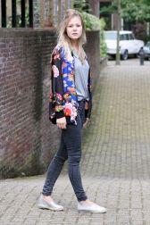 34 Sweet Kimono Chic Outfit Ideas