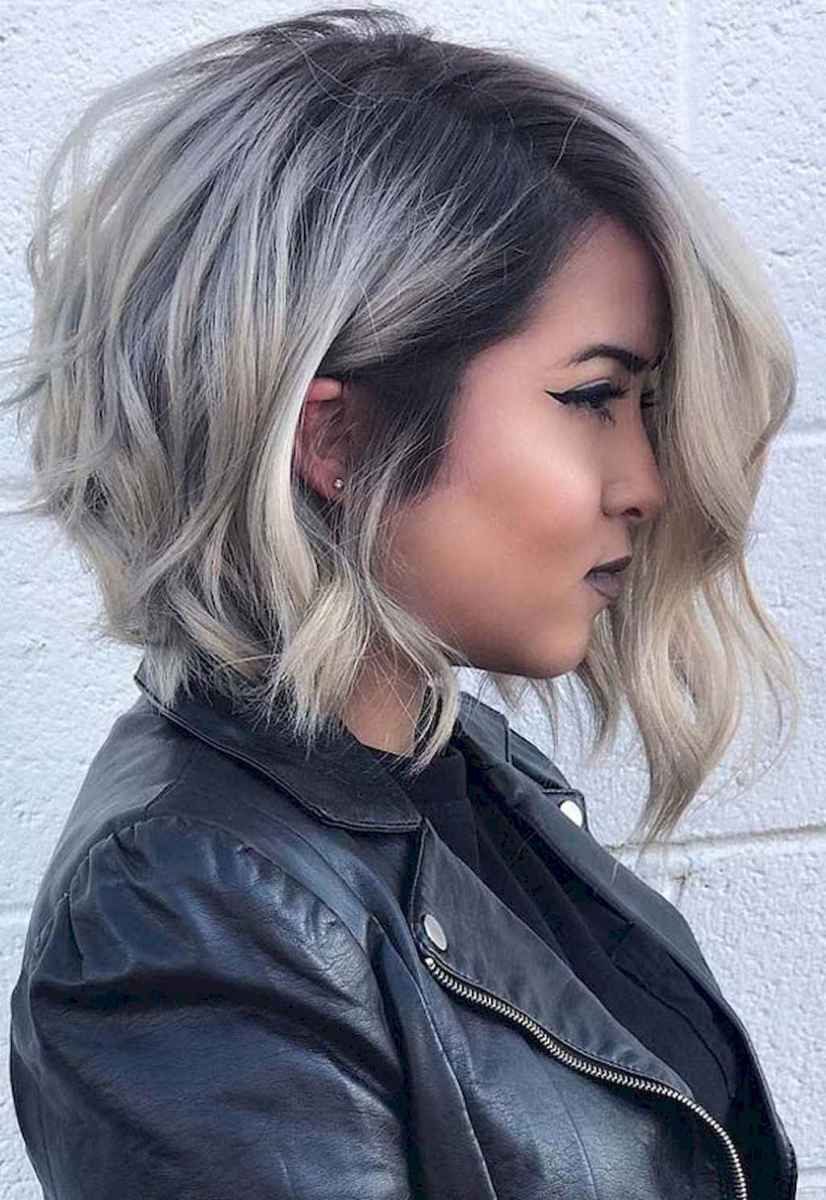 35 Stylish Lob Hairstyle For Fall and Winter