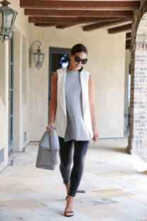 36 Cool Girls WaysTo Wear Leather Legging