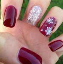 38 Easy Winter Nail Art Ideas