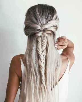 39 Easy Summer Hairstyle To Do Yourself