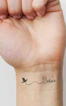40 Minimalist Tattoos For Every Gir