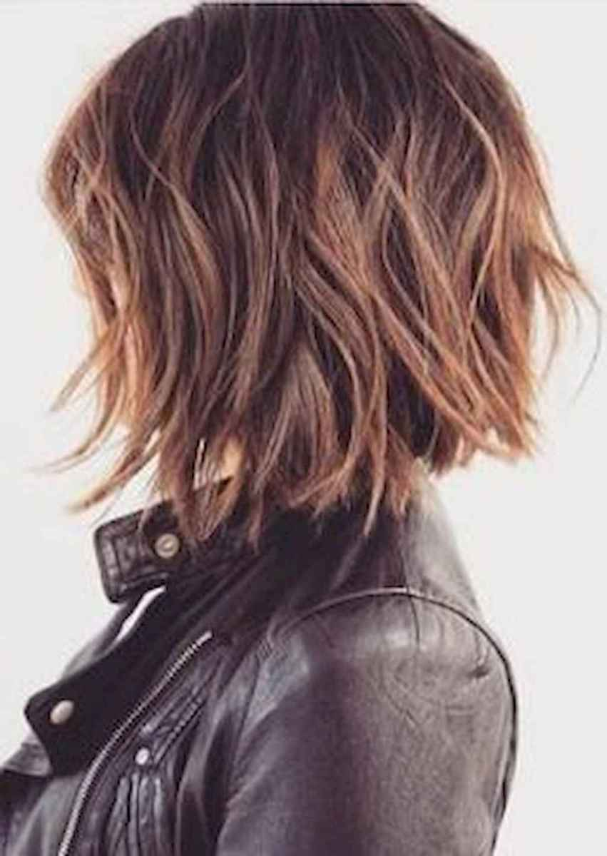 41 Stylish Lob Hairstyle For Fall and Winter