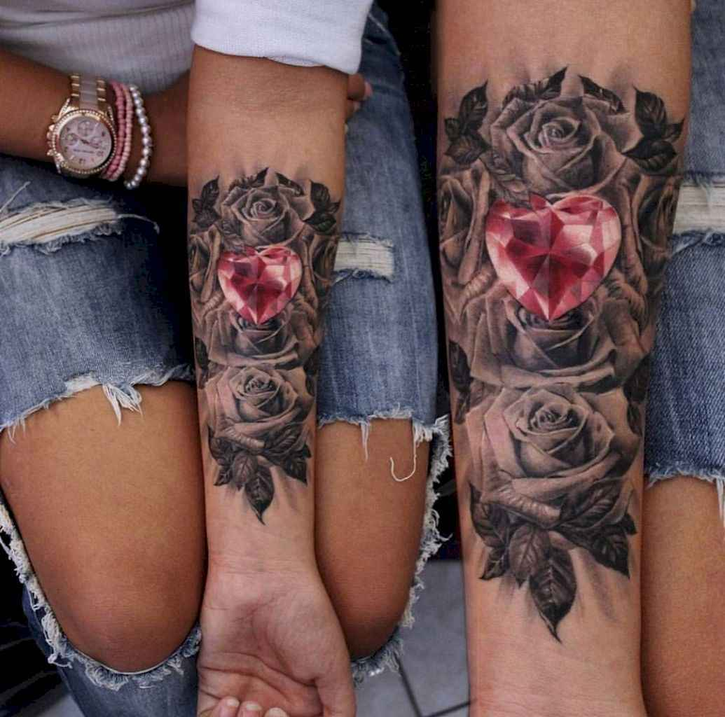 44 Creative Couple Tattoos That Celebrate Love's Eternal Bond