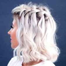 44 Messy Short Hair for Pretty Girls