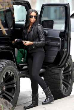 45 Chic All Black Outfit