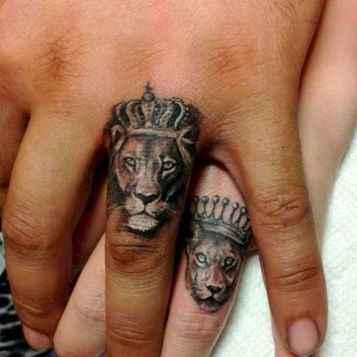 47 Creative Couple Tattoos That Celebrate Love's Eternal Bond
