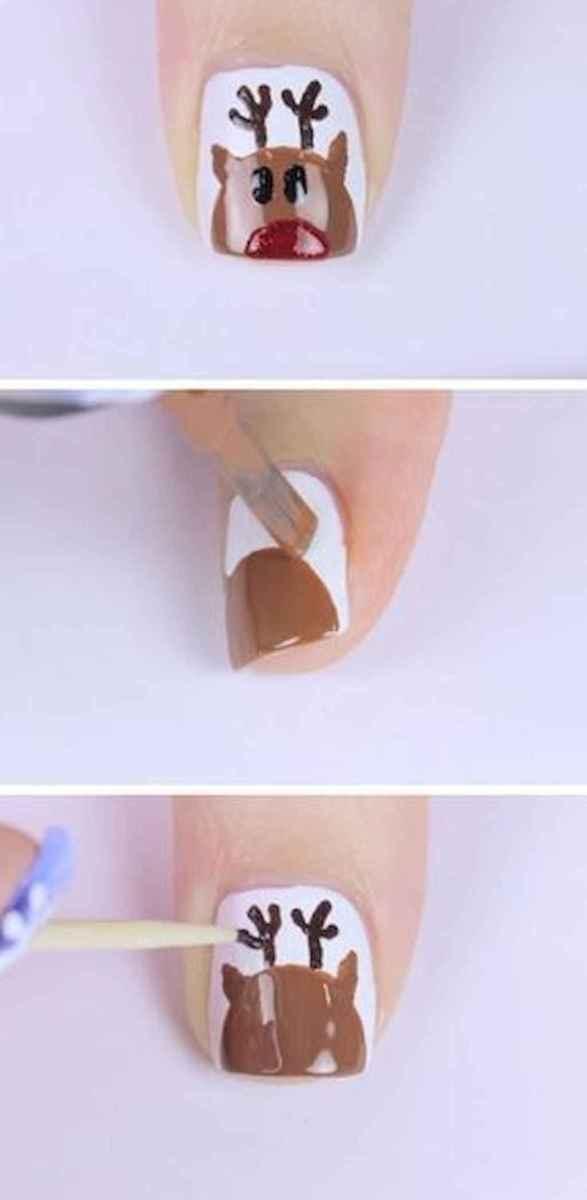 47 Easy Winter Nail Art Ideas