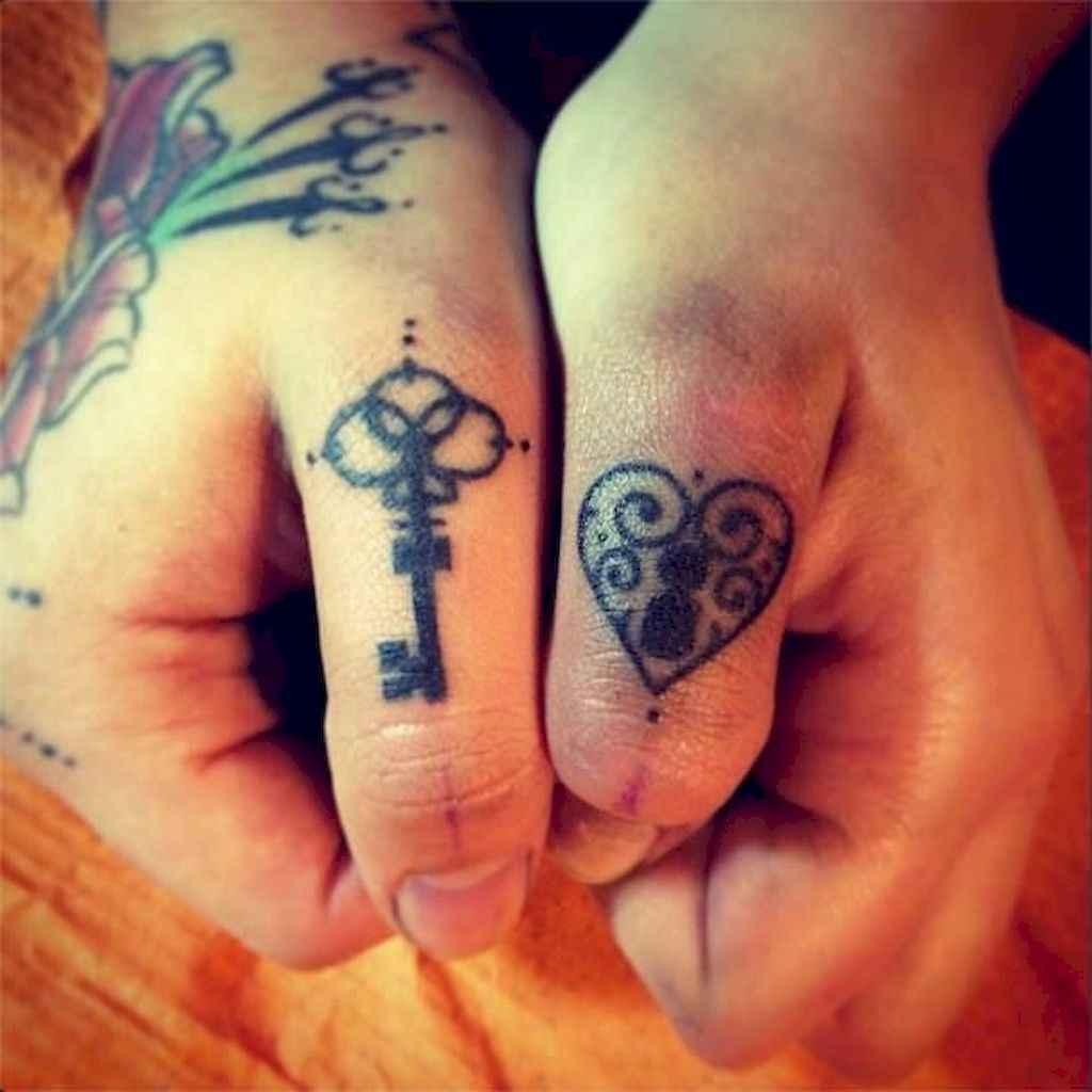 49 Creative Couple Tattoos That Celebrate Love's Eternal Bond