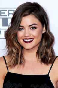 50 Stylish Lob Hairstyle For Fall and Winter