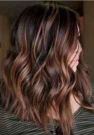 06 Beautiful Brunette Balayage Hair Color Ideas
